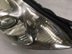 ヘッドライトクラックのSC430 (9)