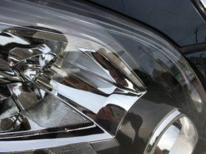 アルファードヘッドライトクラック除去ブライトマン施工 (9)