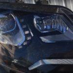 VWポロヘッドライトクラックブライトマン仕上げ